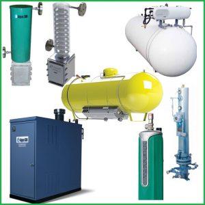 LPG-LNG-CNG Vaporizer